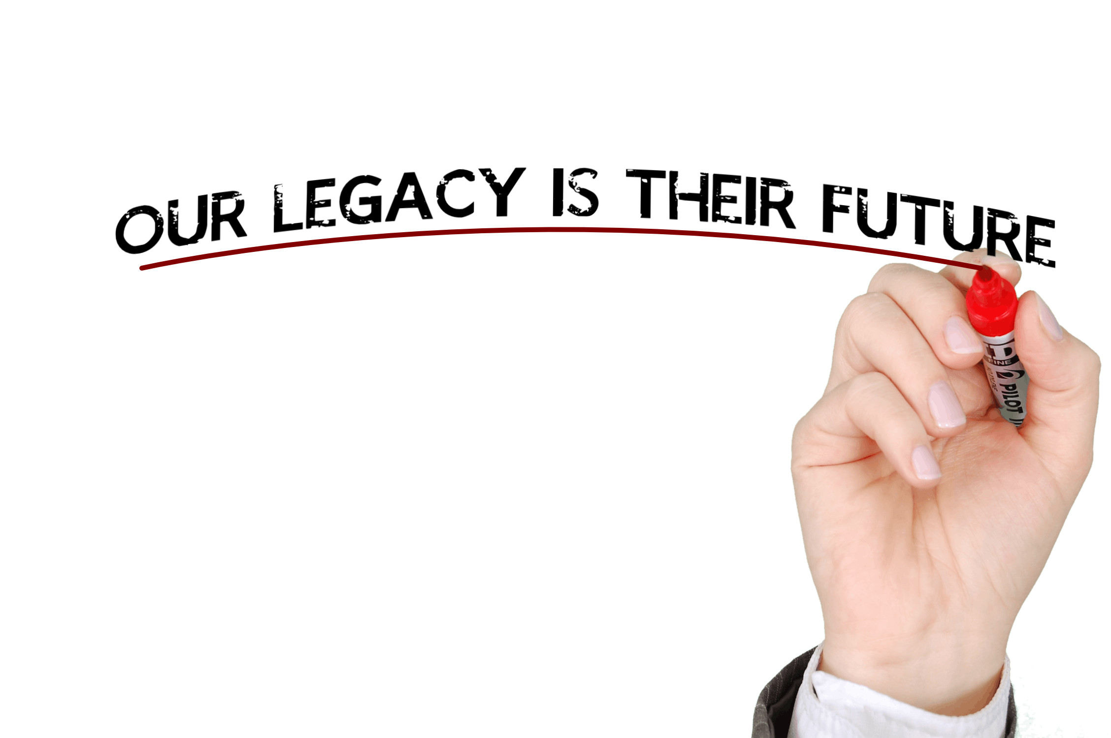 Our Legacy Makes A Change